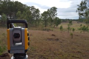 Detail & Topographic Surveying